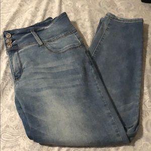 1st Kiss Skinny Jeans